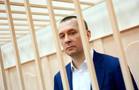 Бывший заместитель начальника антикоррупционного управления МВД России Дмитрий Захарченко.