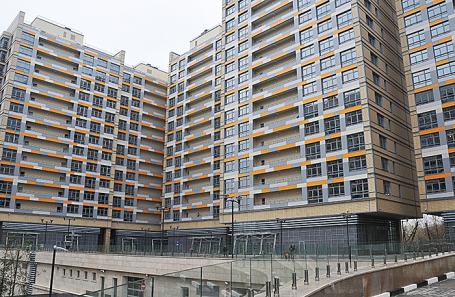 Объем предложения «вторички» вновых домах столицы вырос в1,5 раза