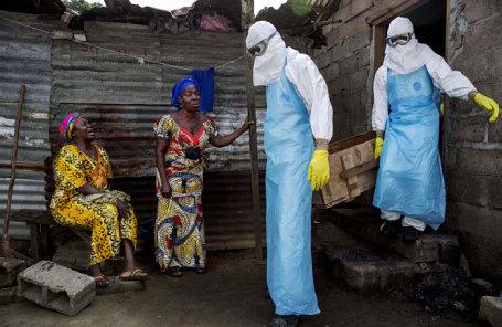 Махинации икоррупция. ИзКрасного Креста пропали миллионы для борьбы сЭболой