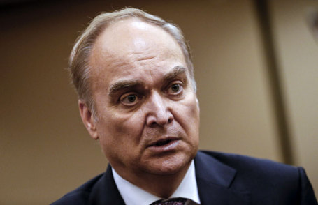 Посол России в США Анатолий Антонов.