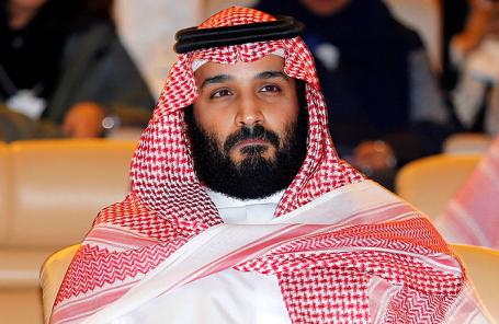 Мухаммад ибн Салман.