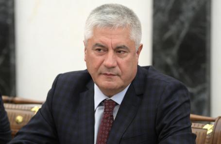 Владимир Колокольцев.