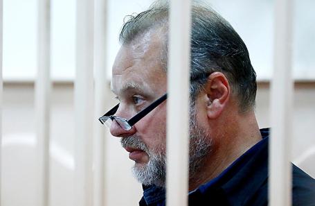 Замдиректора ФСИН Коршунов освобожден отзанимаемой должности