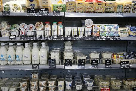 Возврат нереализованной пищевой продукции производителю нужно запретить