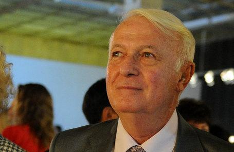 Телеведущий Борис Ноткин.