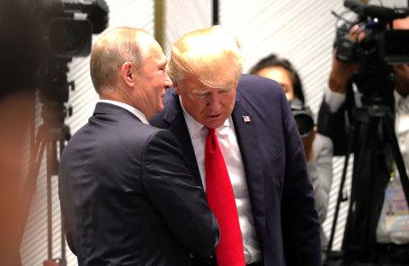Путин пообещал наказать виновных всрыве встречи сТрампом