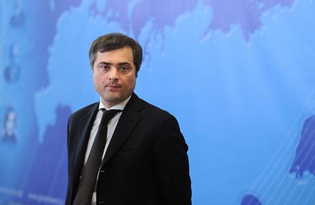 Вначале рабочей недели  Сурков иВолкер вБелграде обсудят урегулирование вДонбассе