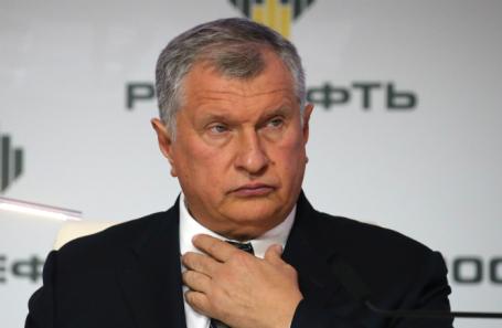 Игорь Сечин.