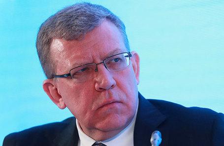 Бывший министр финансов Алексей Кудрин.
