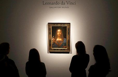 Проданная нааукционе за $400 млн картина ДаВинчи может оказаться подделкой