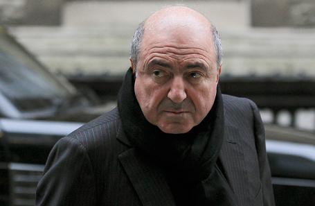 Борис Березовский.