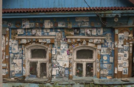Дом ветерана Великой Отечественной войны Валентина Малахина