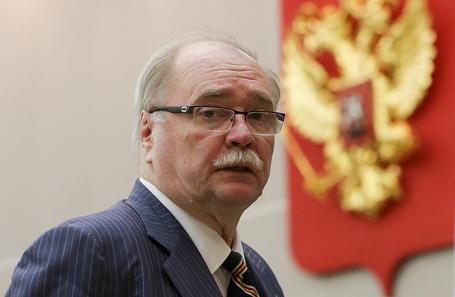 Бортко внес в Государственную думу законодательный проект «ОКонституционном собрании» для изменения КонституцииРФ