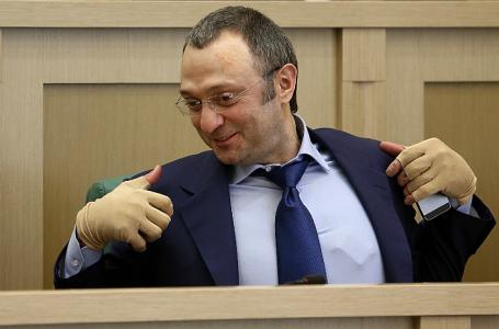 Член Совета Федерации РФ от Дагестана Сулейман Керимов.