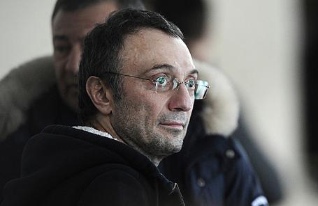 Сулейман Керимов.
