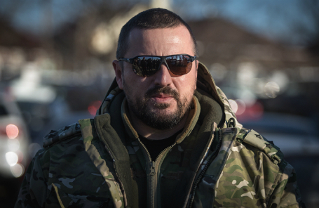 Глава МВД ЛНР Игорь Корнет.