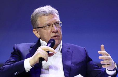 Заместитель председателя экономического совета при президенте РФ Алексей Кудрин.