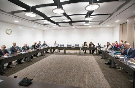 Переговоры по Сирии в Женеве.
