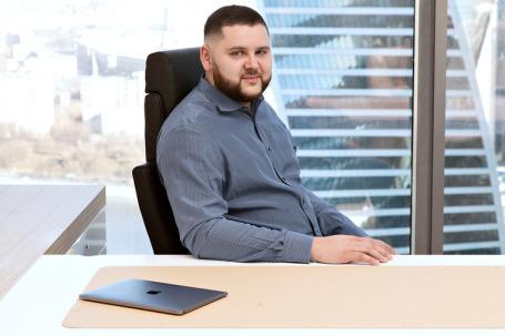 Евгений Аболонин, генеральный директор ООО «МФК «Эврика»