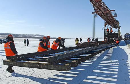 Берлин: РЖД посоветовали построить высокоскоростную магистраль Москва