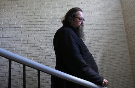 Протодиакон Русской православной церкви Андрей Кураев.