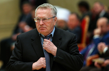 Лидер ЛДПР Владимир Жириновский.