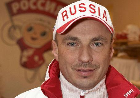 Тренер по фигурному катанию Александр Жулин.