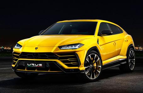 В РФ раскупили все кроссоверы Lamborghini Urus довыхода нарынок