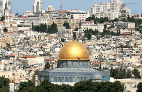 Виды Иерусалима.