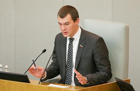 Председатель комитета Госдумы РФ по физической культуре, спорту, туризму и делам молодежи Михаил Дегтярев.