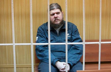 Руководитель религиозной секты «Бога Кузи» Андрей Попов.