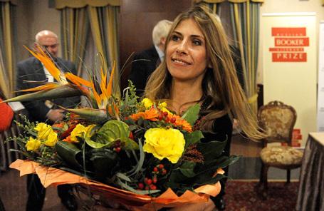 Лауреат независимой литературной премии «Русский Букер-2017» Александра Николаенко.