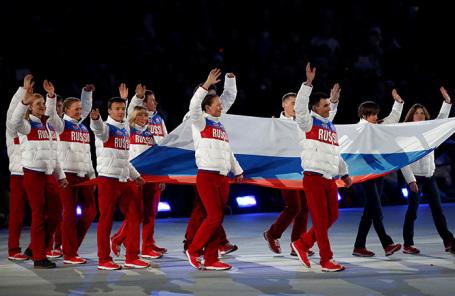 Русские спортсмены будут состязаться под нейтральным флагом— Путин