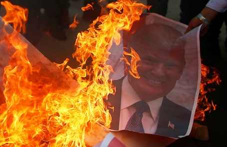Sky News: НаЗападном берегу Иордана— первые столкновения