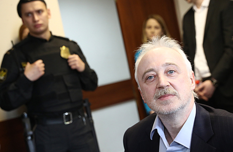 Леонид Меламед (справа).