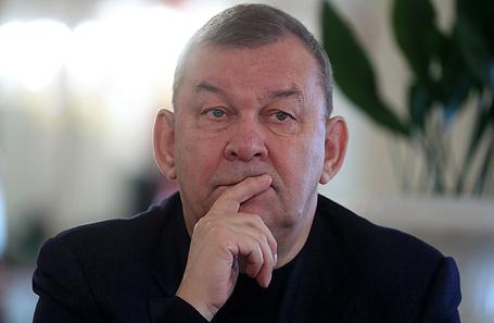 Впостановку «Нуреев» изменений невносили— босс  огромного  театра