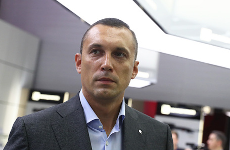 Алексей Криворучко.