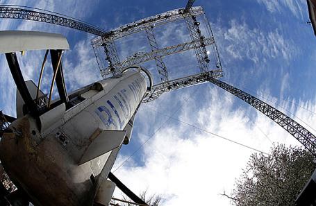 Космический корабль New Shepard.