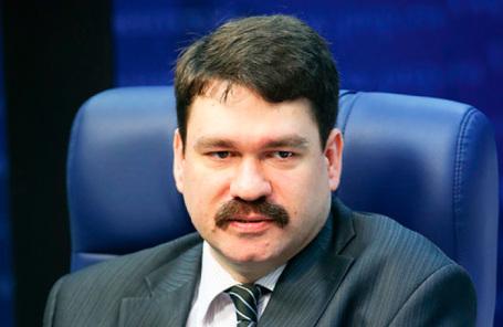 Политолог Павел Салин.