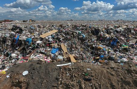 Факел для дегазации мусорного полигона вБалашихе установят доконца года