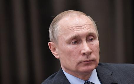 Президент РФ Владимир Путин/
