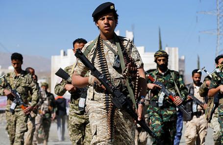 Йеменские хуситы.