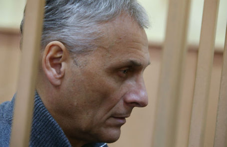Бывший губернатор Сахалина Александр Хорошавин.
