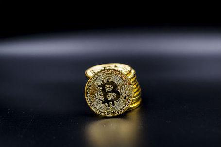 Криптовалюта биткойн.