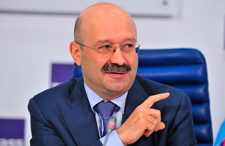 Президент-председатель правления ВТБ24 Михаил Задорнов.