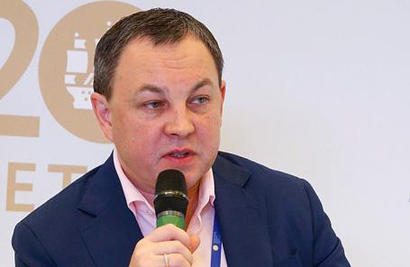 Гендиректор компании «НДВ-Недвижимость» Александр Хрусталев.