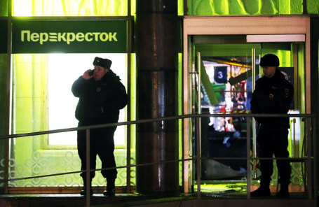 ФСБ задержала террориста, взорвавшего магазин в северной столице