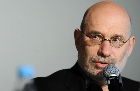 Писатель Григорий Чхартишвили (Борис Акунин).
