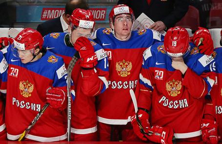 Наставник молодежной сборной РФ похоккею прокомментировал поражение отшведов