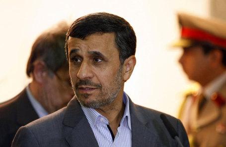 Экс-президент Ирана Махмуд Ахмадинежад.